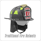 Traditional Fire Helmets